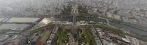 Panoramik Paris - Eyfel Kulesi